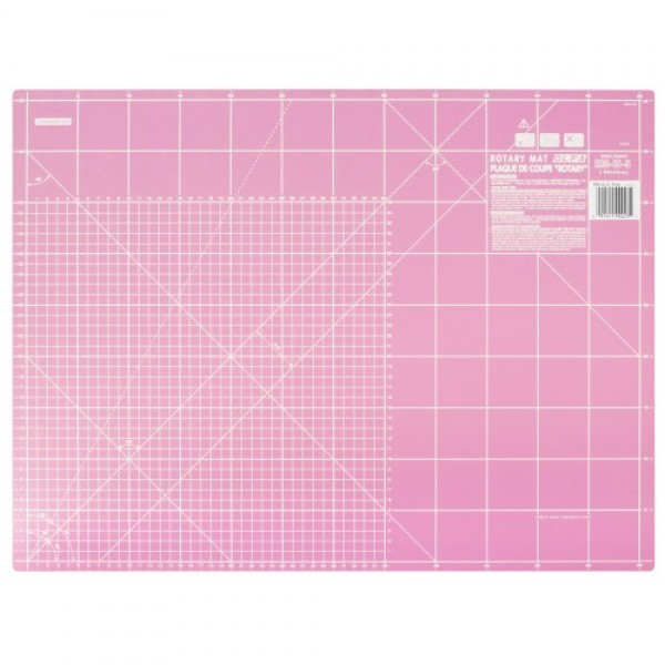 Olfa Rotary Cutting Mat RM-IC-S/Pink Limited Edition
