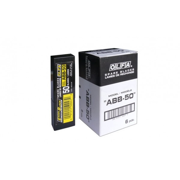 Olfa ABB-50 - 9mm- Excel Black Blade