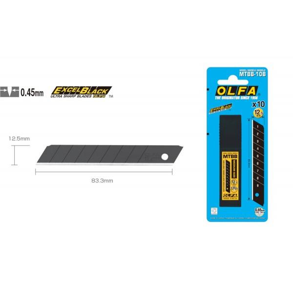 Olfa MTBB-10B Excel Blades