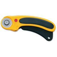 Olfa Rotary Cutter Deluxe 28mm RTY-1/DX
