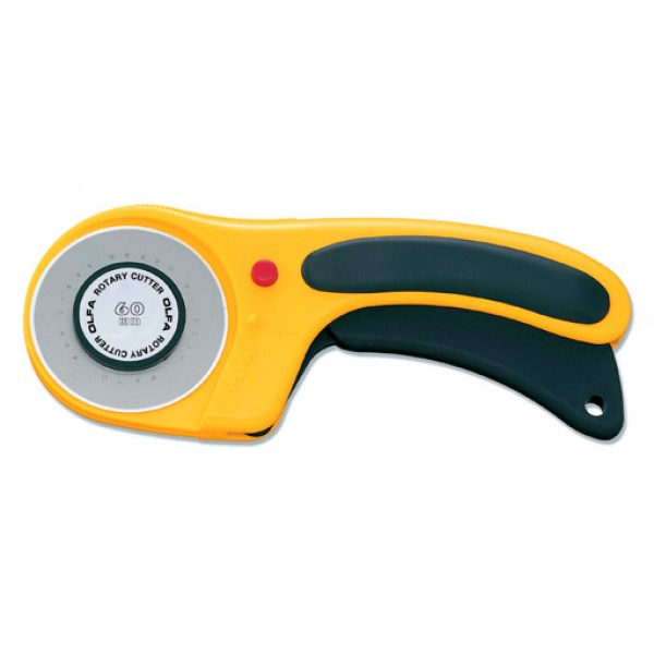 Olfa Rotary Cutter Deluxe 60mm RTY-3/DX