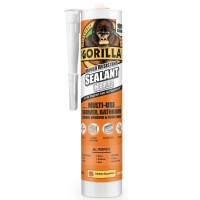 Gorilla Clear Silicone Sealant (295ml)