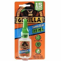 Gorilla Glue Super Glue Gel (15g)