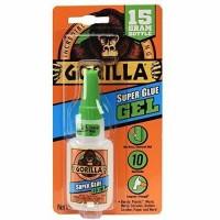 Gorilla Glue Super Glue Gel (15g)